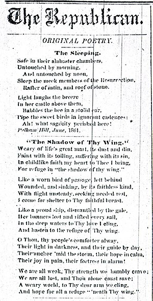 1862 in poetry - Image: Emilyrepublican