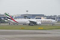 A6-EGM - B77W - Emirates