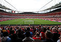 Emirates Stadium behind the goal.jpg