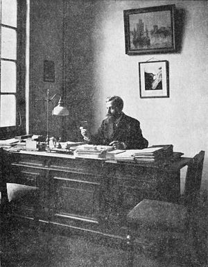 Emmanuel de Martonne - Emmanuel de Martonne, taken before 1929