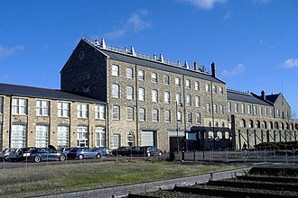 Historic England Archive - The Historic England Archive building in Swindon