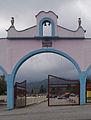 Entrada Parque temático La Venezuela de Antier I.jpg