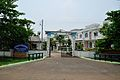 Entrance - Sonar Taree II East - Bengal Peerless Housing Complex - Prantik - Birbhum 2014-06-29 5482.JPG