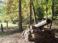Entrance to Washington Camp Ground, Middlebrook encampment (19 October 2005).jpg