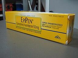 256px Epi Pen %281%29 - Alergia Definición y conceptos