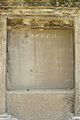 Epitaph Of Charles Theophilus Krauss 1813-1849 - Dutch Cemetery - Chinsurah - Hooghly 2017-05-14 8556.JPG