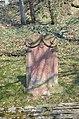 Eppstein, alter Friedhof, Grabstein von 1592.JPG