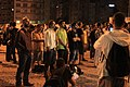 Erdem Gunduz during the Standing Man protest 2.jpg