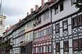 Erfurt, Krämerbrücke, Nordseite, außen, 001.jpg