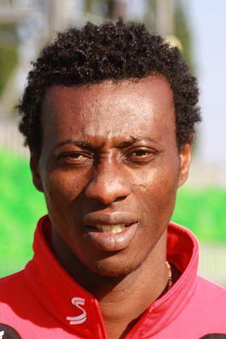 Eric Akoto - Image: Eric Akoto Kapfenberger SV