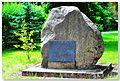 Erinnerungsstein und Denkmal für den Arzt Rudolf Virchow in 78-300 Swidwin (Schivelbein).jpg