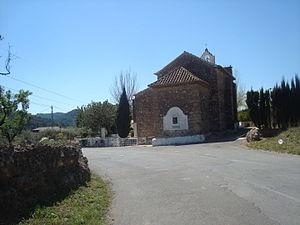 Borriol - Ermita de San Vicente Ferrer y el camino romano de la Via Augusta (Borriol)
