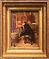 Ernest meissonier, un pittore, 1855.jpg