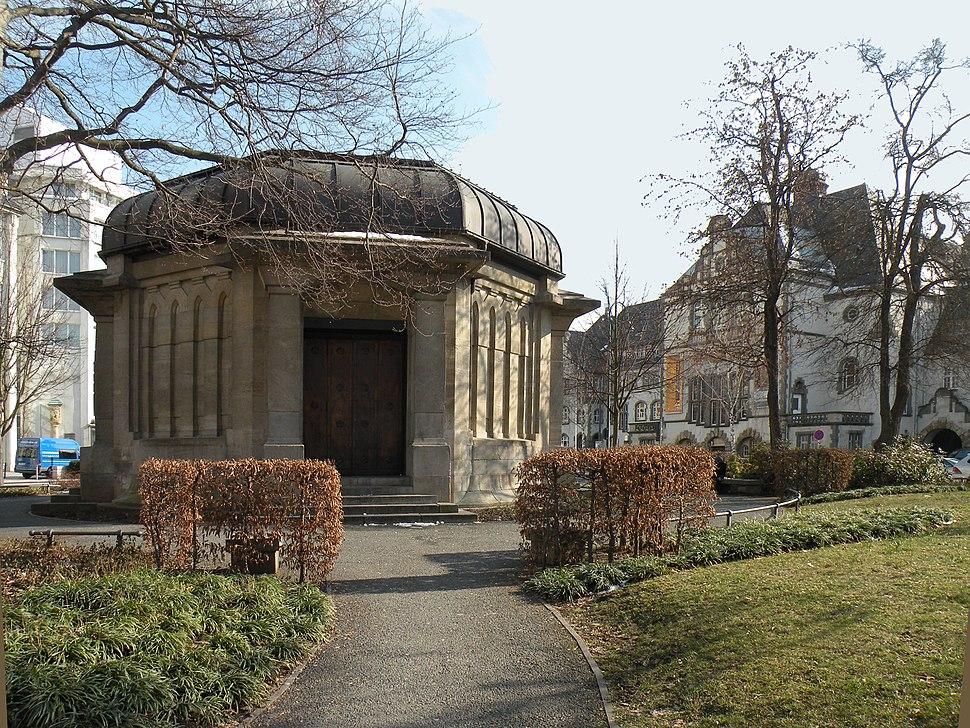 Ernst-Abbe Memorial 2.Jena
