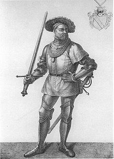Ernest, Margrave of Baden-Durlach First Margrave of Baden-Durlach