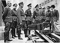 Erwin Kraus podczas wizytacji jednostki na froncie zachodnim (2-322).jpg