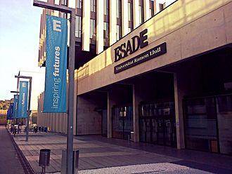 ESADE - Sant Cugat del Vallès campus