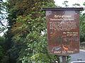 Eschelbronn Naturdenkmal Kastanienallee Infotafel.jpg