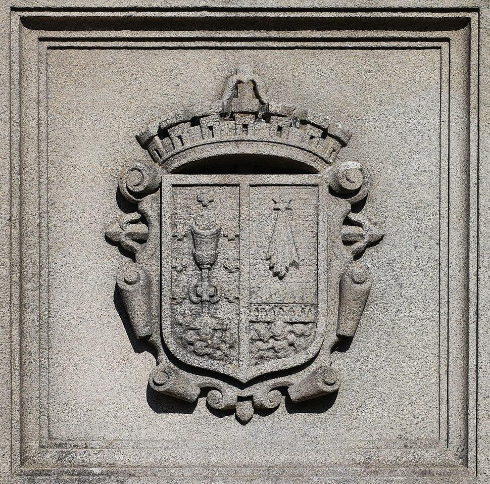 Escudo da USC.