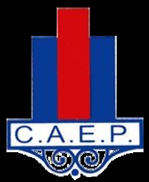 Estudiantil Porteño - Image: Escudo de Estudiantil Porteño