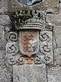 Escudo igrexa San Xoán de Orega, Leiro, Ourense.JPG