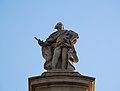 Estàtua de Carles III, edifici de la duana, València.JPG