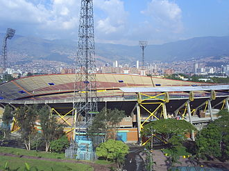 2011 FIFA U-20 World Cup - Estadio Atanasio Girardot-Medellín