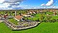 Etalans, l'église et le bourg.jpg