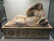 Etruscan Sarcophagus-BM-2