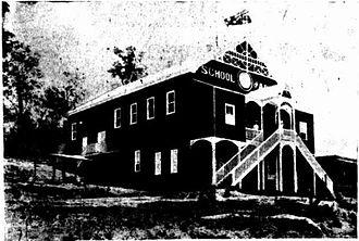 Eumundi School of Arts - Eumundi School of Arts, 1912