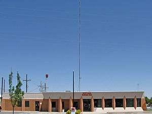 Eunice, New Mexico - Eunice City Hall