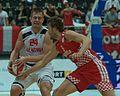 EuroBasket Qualifier Austria vs Croatia, Mahalbasic Andric 01.jpg