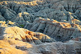 Evening at the Badlands.jpg