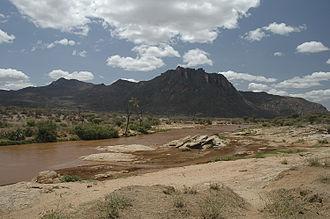 Ewaso Ng'iro - Ewaso Ng'iro River