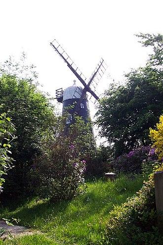 Ewhurst, Surrey - Image: Ewhurst mill