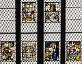 Exeter Cathedral, Stained glass window (36080430463).jpg