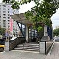 Exit 1, Chiang Kai-shek Memorial Hall Station 20210323.jpg