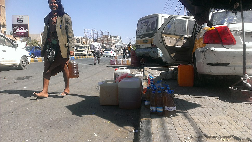 Expensive black market fuel - often the only that s available for Yemeni s have driven many hospitals and small enterprises out of business in Sanaa