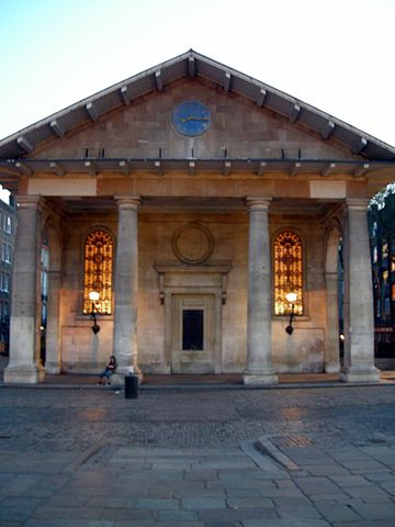 St Paul 39 S Church Covent Garden