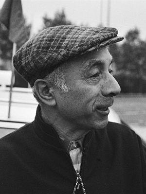 Félix Lévitan - Lévitan at the 1978 Tour de France