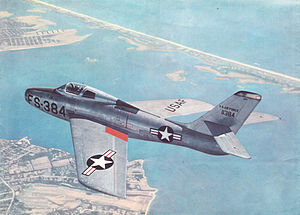 832d Air Division - F-84F Thunderstreak