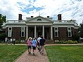 FRONT ENTRANCE TO MONTICELLO (11670504015).jpg