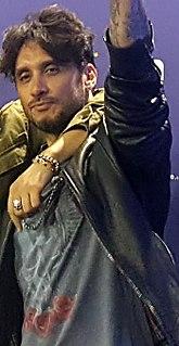Italian singer-songwriter