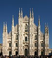 Facade - Duomo - Milan 2014 (9).JPG