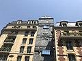 Facade de l'hôtel Fouquet's - rue vernet.jpg