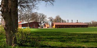 Cloppenburg (district) - Factory farming near Hemmelte