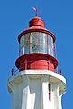 Fanal et coupole du phare de Pointe-au-Pere.JPG