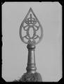 Fanspets med C öppen krona, Sverige ca 1685-1695 - Livrustkammaren - 2135.tif