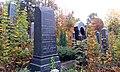 Farkasréti temető, Budapest ostromában megsérült sírok.jpg