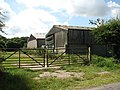 Farm sheds - geograph.org.uk - 876123.jpg